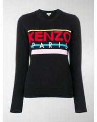 KENZO | Paris Knit Jumper | Lyst