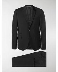 Valentino Slim-fit Suit - Black