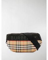 Burberry Vintage Check Belt Bag - Multicolour