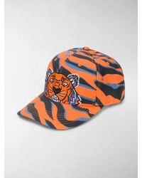 834c9a1883a KENZO Flying Tiger Bucket Hat for Men - Lyst