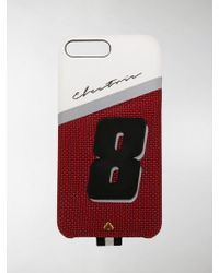 Chaos Electric 8 Iphone 7/8 Case - Red