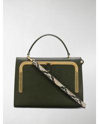 Anya Hindmarch Postbox Tote Bag - Green