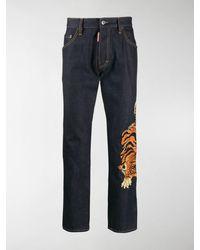 DSquared² 'Dan' Jeans - Blau