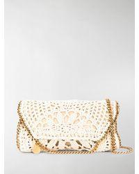 Stella McCartney Mini 'Falabella' Handtasche - Mehrfarbig