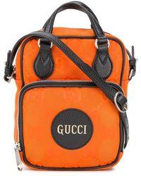 Gucci 'Off the Grid' Kuriertasche - Orange