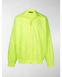 Balenciaga Tracksuit Jacket - Yellow