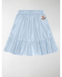 Moncler Genius Moncler X Simone Rocha Skirt - Blue