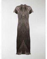 Maria Lucia Hohan Julissa Dress - Metallic