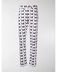 CALVIN KLEIN JEANS EST. 1978 'Brooke' Jeans - Weiß