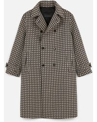 Stella McCartney Lance Wool Coat - Mehrfarbig