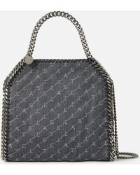 Stella McCartney  falabella  Mini Quilted Crossbody Chain Tote in ... 7056ffcaa7b73