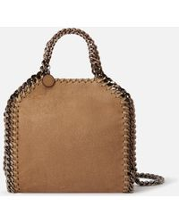 Stella McCartney Falabella Tiny Tote - Natural