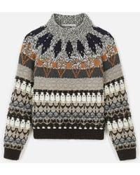 Stella McCartney Wool-blend Sweater - Multicolor