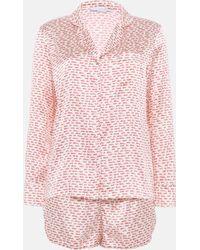 Stella McCartney - Ellie Leaping Pyjama Set - Lyst