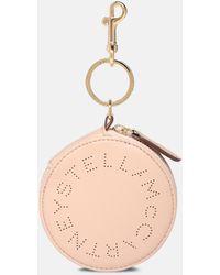 Stella McCartney - ステラ ロゴ カードホルダー - Lyst