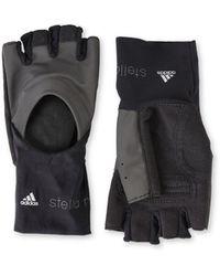 adidas By Stella McCartney Athletic Training Gloves - Black