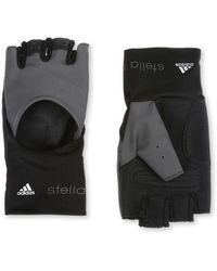 adidas By Stella McCartney Athletics Training Gloves - Black