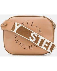 Stella McCartney ステラ ロゴ ミニ バッグ - マルチカラー