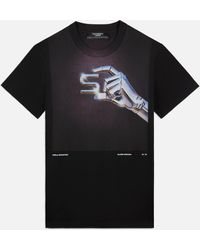 "Stella McCartney 空山基 ""s"" Tシャツ - ブラック"