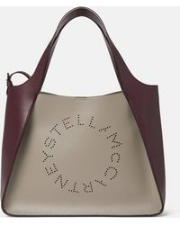 Stella McCartney ステラ ロゴ クロスボディ バッグ - マルチカラー