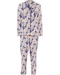 Stella McCartney - Poppy Snoozing Pyjamas - Lyst