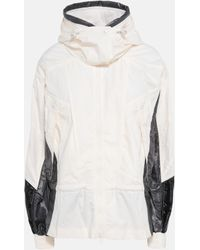 adidas By Stella McCartney - White Running Ultra Jacket - Lyst