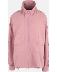 adidas By Stella McCartney Blush Performance Track Top - Pink