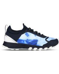 adidas By Stella McCartney - Blue Print Adizero Trainers - Lyst