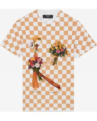 "Stella McCartney ジェフ・クーンズ ""k"" Tシャツ - マルチカラー"