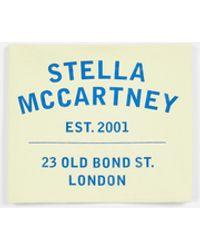 Stella McCartney Bandana 23 OBS - Bleu