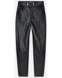 Stella McCartney Karli Skin Free Skin Pants - Black