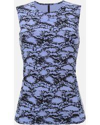 on sale 0e052 6dd26 adidas By Stella McCartney - Adidas Topwear - Lyst