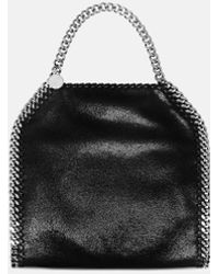 Stella McCartney Falabella Tiny Tote - Black