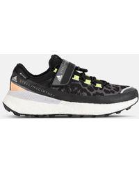 adidas By Stella McCartney Black Outdoor Boost Running Sneakers