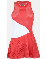 adidas By Stella McCartney Red Tennis Dress