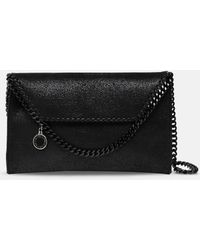 Stella McCartney Falabella Pouch - Black