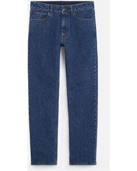 Stella McCartney Indigo Denim Jeans - ブルー