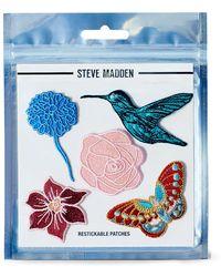 Steve Madden P-bird - Blue