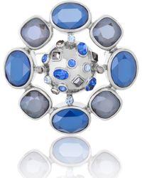 St. John - Sale Swarovski Crystal Pin - Lyst