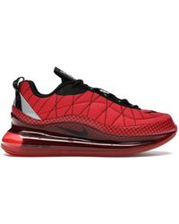 Nike Mx 720 818 University Red Black - レッド