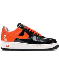 big sale f94aa ac2b2 Nike Air Force 1 Low Skeleton Halloween (2018) in White for ...