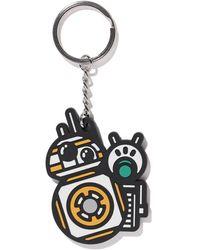A Bathing Ape X Star Wars Bb-8 & D-o Keychain - Multicolour