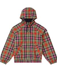 Supreme - Gore-tex Hooded Harrington Jacket - Lyst