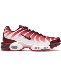 Nike Air Max Plus After The Bite - Red