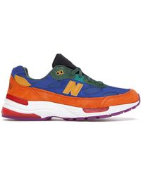 New Balance 992 Low-top Sneakers - Blue