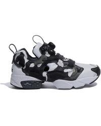4e3ecdce Men's Reebok Instapump - Men's Reebok Instapump Sneakers - Lyst