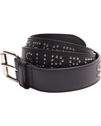 Supreme Studded Logo Belt - Black