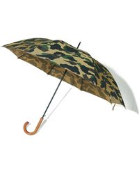 A Bathing Ape 1st Camo Umbrella - Green