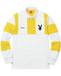 Supreme Playboy Rugby - White