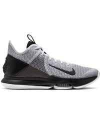 Nike - Lebron Witness 4 Basketball Shoe (white) - Clearance Sale - Lyst